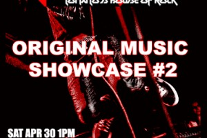 PAST SHOW – THOR Original Music Showcase II