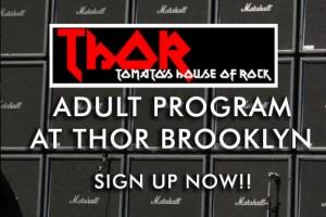 THOR ADULT PROGRAM STARTING AT THOR-BROOKLYN