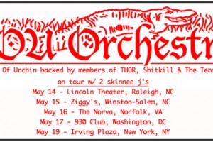 1st THOR TOUR Starts Monday from NC to NYC!
