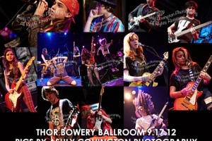 THOR BOWERY BALLROOM SHOW HUGELY CAPPED OFF SCHOOL-YEAR # 3 FOR THOR