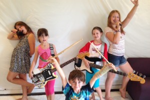 THOR Ready Set Rock Camp Session 2 – Introducing…  Game On!