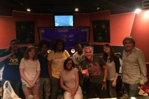 THOR Summer 2015 Songwriting/Recording Program Songs!