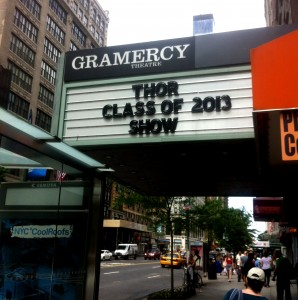gramercy marquee