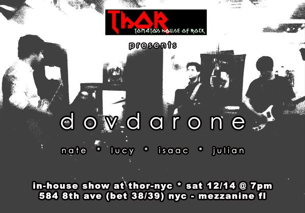 dovdarone show 2013