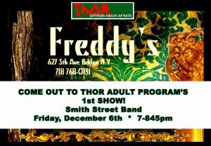 freddys adult thor