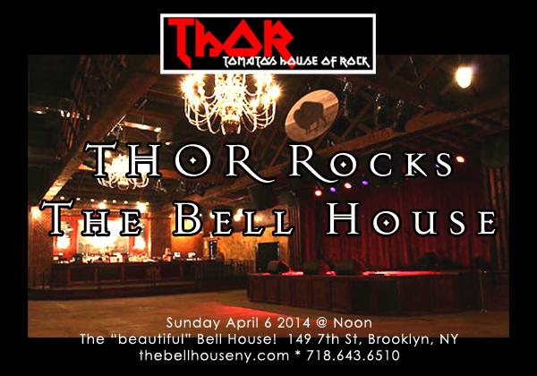 thor bell house med