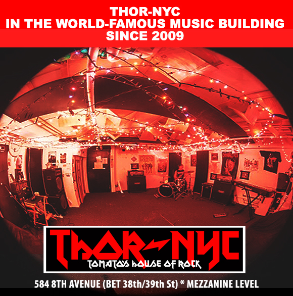 thor nyc space banner