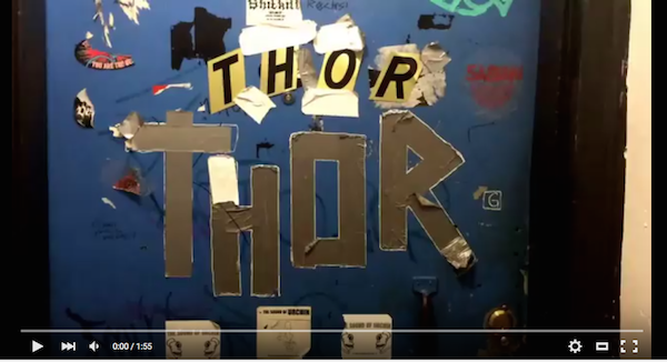 thor-nyc walkthrough